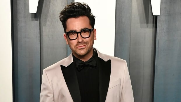 Dan Levy signs film and TV deal at Netflix
