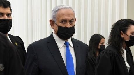 ISRAEL-NETANYAHU/TRIAL