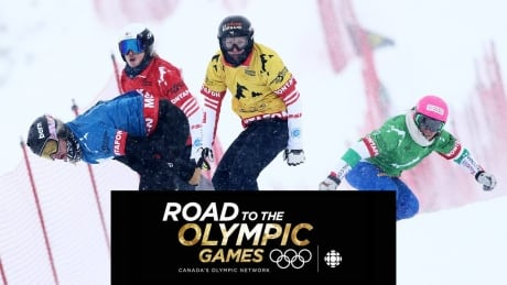 Road to the Olympic Games: 2021 Snowboard Cross World Championships on CBC: SB Cross - Idre Fjäll