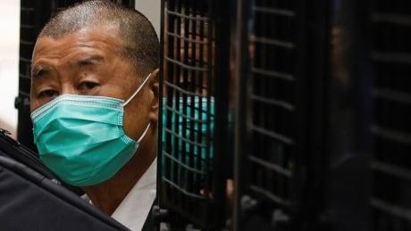 HONGKONG-SECURITY/JIMMY LAI