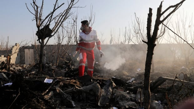 Iran claims secret recording about Flight PS752's destruction is fake | CBC News