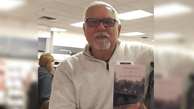 Regina man becomes author at 70 years old, publishes 5 books during pandemic   CBC News