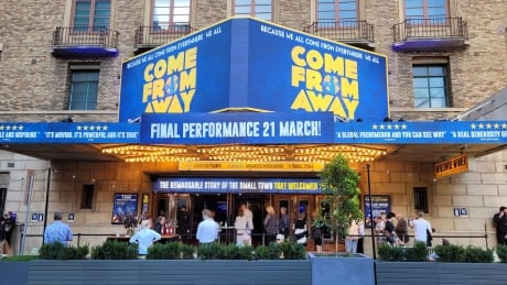 Come From Away Melbourne