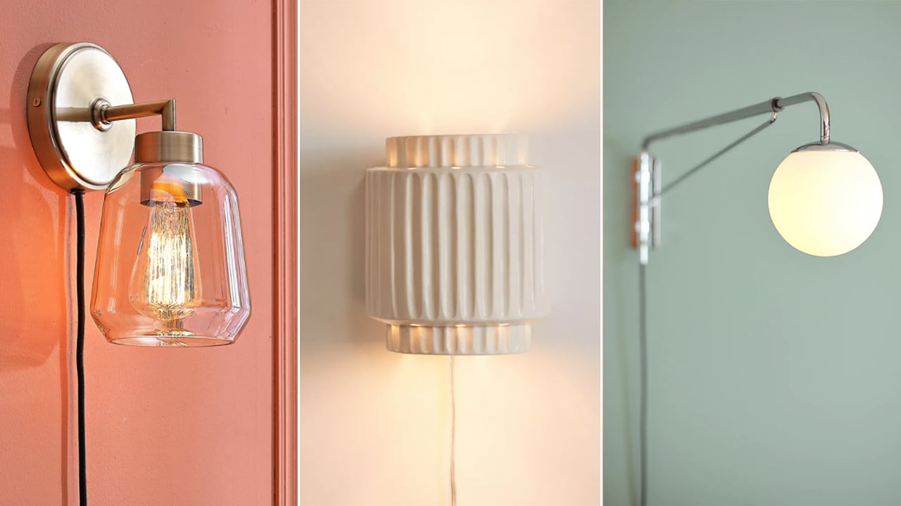 Bright Finds 12 Plug In Wall Lights Under 100 Cbc Life