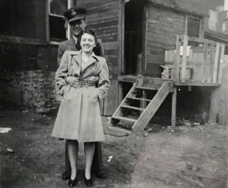 'Meant to be': How this WW II veteran cheated death 4 times to find love