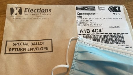 special ballot elections nl covid-19 mask