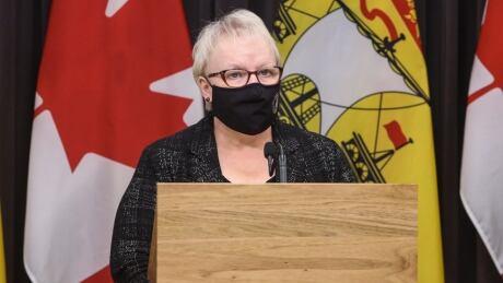 Dorothy Shephard, Health minister, Feb. 11, 2021