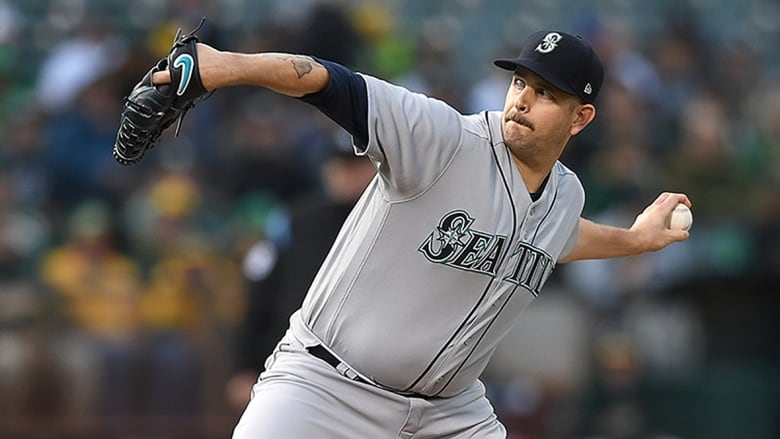 Oft-injured Canadian hurler James Paxton returns to Mariners | CBC ...
