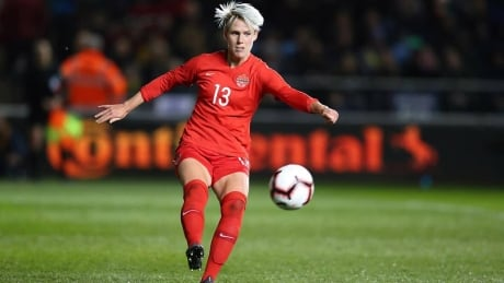 ENCORE - SheBelieves Cup - Women's Soccer on CBC: USA vs Canada