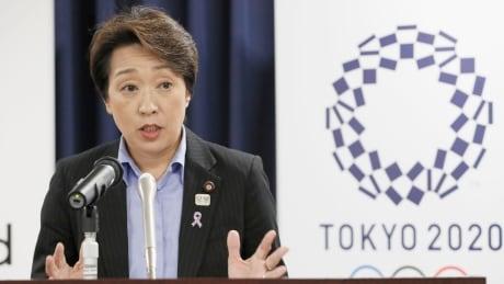 Tokyo Olympics Tokyo New Chief