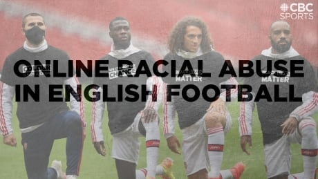 Racial abuse online at the forefront of english football