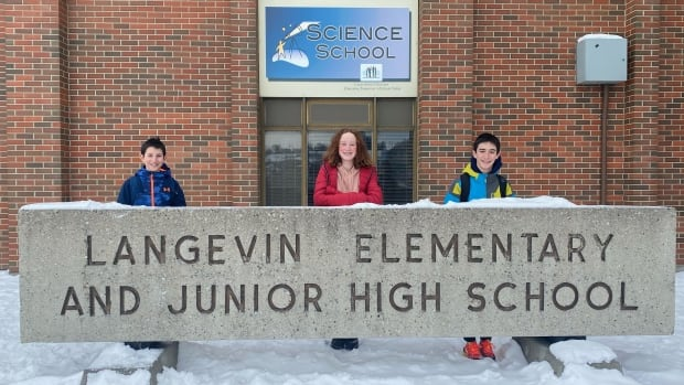 Students and advocates want 'traumatizing' name of CBE's Langevin school changed