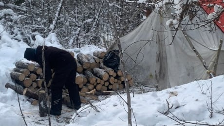 Saskatchewan First Nation erects blockade after company enters territory without consent