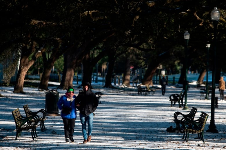 , Winter's wrath makes for a cold and deadly week in Texas | CBC News, Indian & World Live Breaking News Coverage And Updates