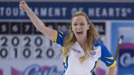 Chelsey Carey joins the premiere episode of That Curling Show