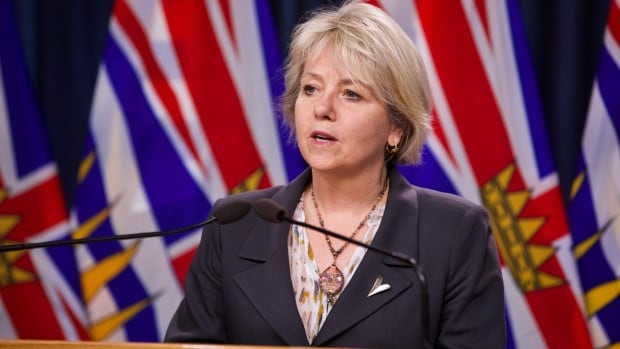 B.C.'s top doctor 'taken aback' by criticism of her comments on police reform