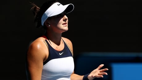Bianca Andreescu injured again after 15-month layoff