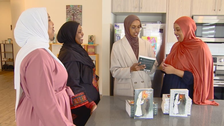 These sisters started a publishing house to launch a novel featuring a Black Muslim teen Social Sharing