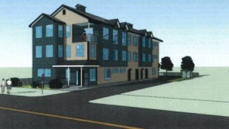 Proposed development on George Street