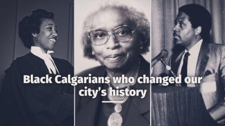 Black Calgarians who changed our city's history