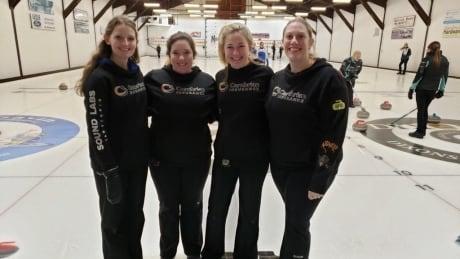Team Northern Ontario Scotties 2021