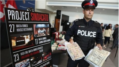 Charges stayed in one of Ontario's largest Mob busts after alleged illegal conduct by investigators