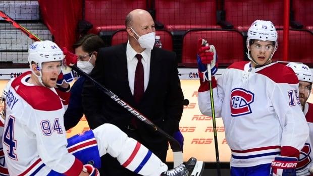 Montreal Canadiens fire head coach Claude Julien   CBC Sports