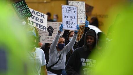 Racism protest Black Lives Matter