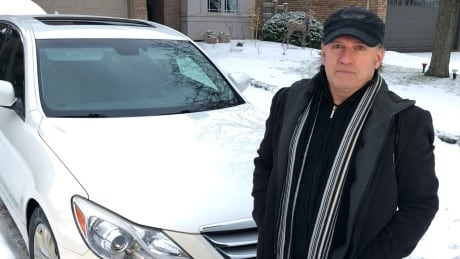 Ontario man battles Bell and contractor after worker uses power tool to clean his car