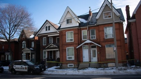 Man and woman charged after body of newborn found in Hamilton basement, police say