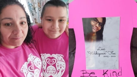 Pink shirt day - Lexi