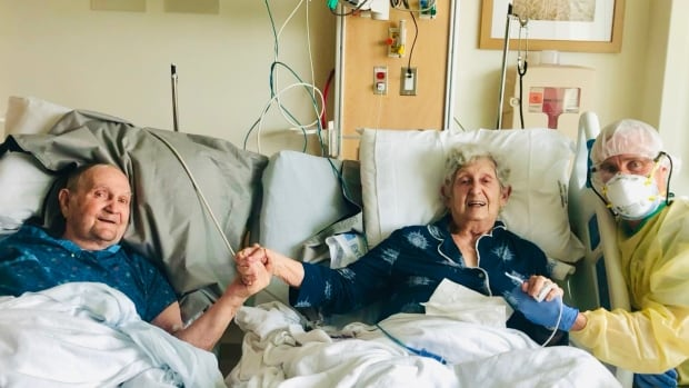 The human side of healing: How seeing loved ones helps COVID-19 patients