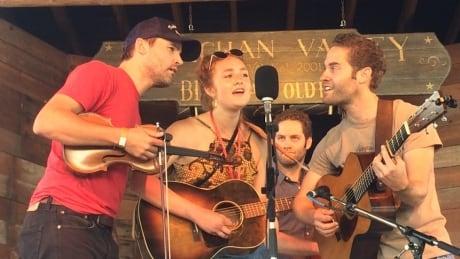 Cowichan Valley Bluegrass Festival