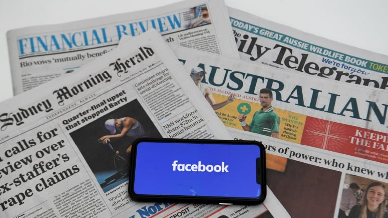 Australia's standoff with Facebook has lessons for Canada, publisher says