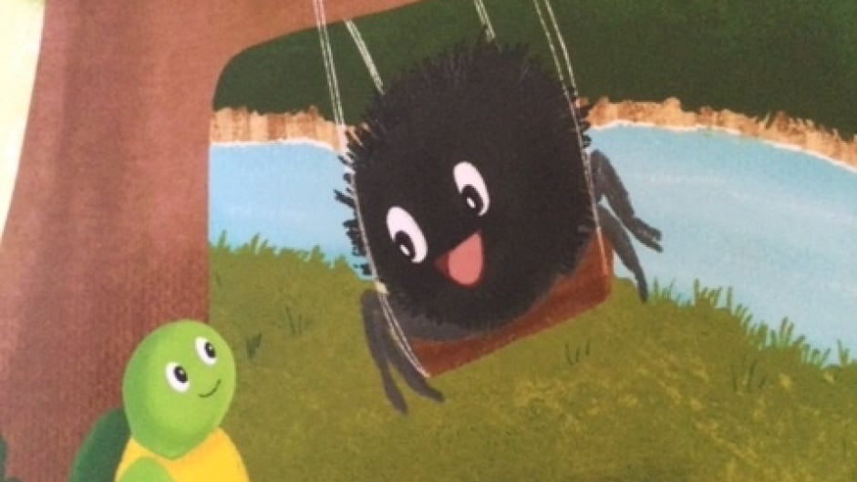 Anancy and the Turtle: Thunder Bay author shares popular African folktale  in new children's book | CBC News
