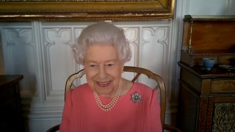 Queen Elizabeth says 'think about other people,' get a COVID-19 shot