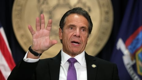 He won an Emmy for his COVID performance. Now the critics are out for New York's governor