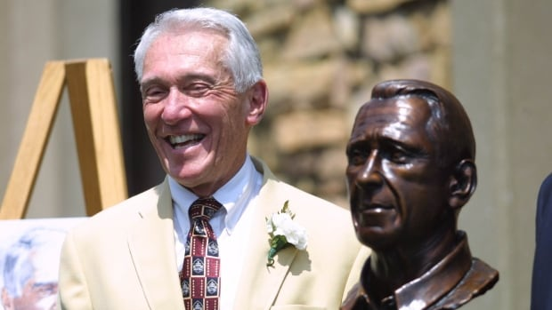 Marv Levy fondly remembers 5 seasons coaching Alouettes