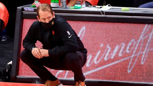 Raptors coach Nick Nurse will miss Friday's game due to COVID-19 protocols