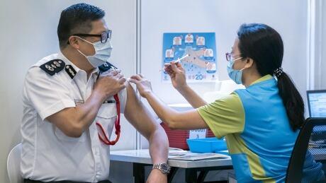 HEALTH-CORONAVIRUS/HONGKONG-VACCINE