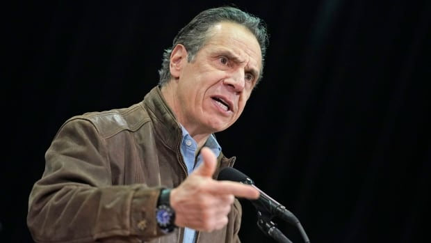 New York governor accused of sexual harassment by 2nd former aide | CBC News
