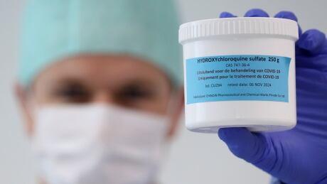 HEALTH-CORONAVIRUS/DRUGS