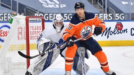 Leafs-Oilers