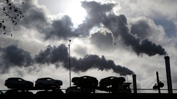 Energy-related global emissions up in December despite pandemic