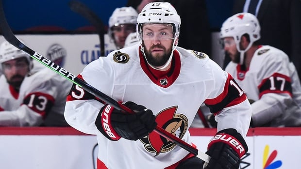 Senators' Stepan will miss balance of season after left shoulder surgery | CBC Sports