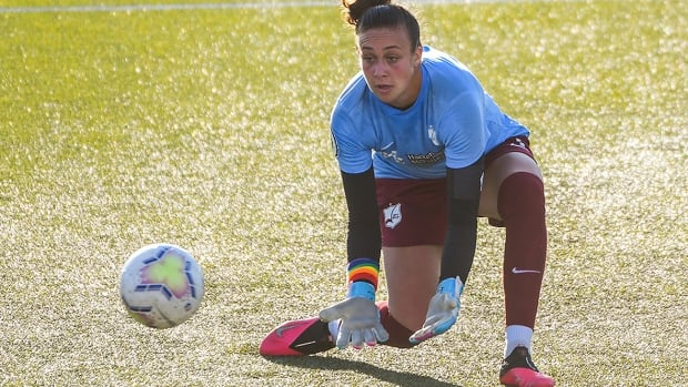 Canadian keeper Sheridan vows to return 'stronger, better than ever' from surgery