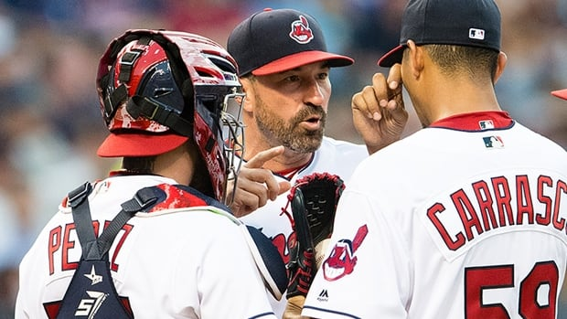 Cleveland manager says MLB team didn't cover up for ex-pitching coach Mickey Callaway
