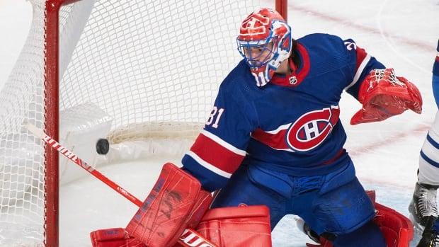 Amid struggles in net, Canadiens fire goalie coach Stephane Waite