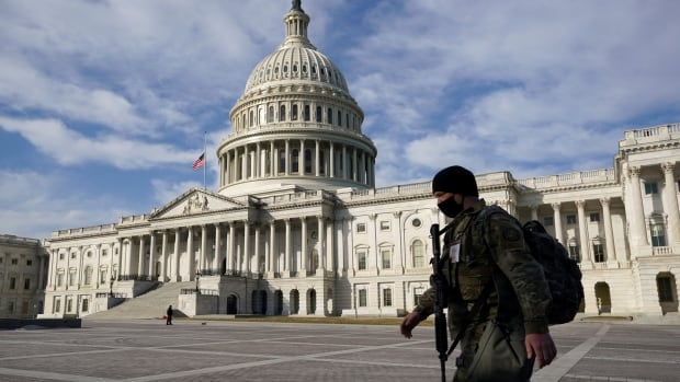 Police intelligence finds possible plot to breach U.S. Capitol by 'unidentified militia group' on Thursday