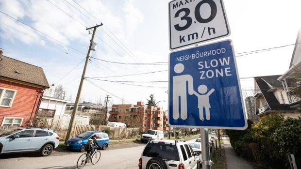 Vancouver pilots 30 km/h 'slow zone' in Grandview-Woodland neighbourhood